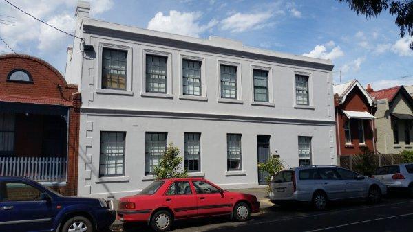IPCS building